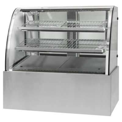 CG120FE-2XB 'CG' Heated Display Cabinets