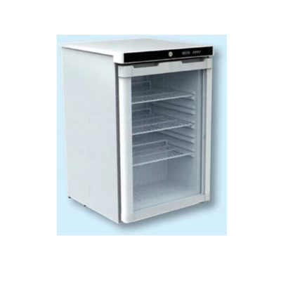 Underbench Chiller with glass door Capacity: 145L – FED145G