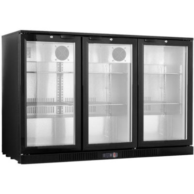 LG-330HC Under Bench Three Door Bar Cooler