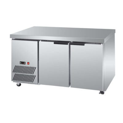 LBF120 2 door Lowboy Fridge