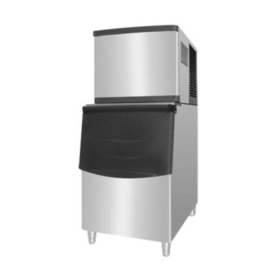SK-420P Air-Cooled Blizzard Ice Maker 189kg output/24h