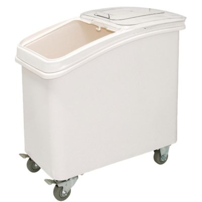 Ingredient Bin with Scoop 81Ltr