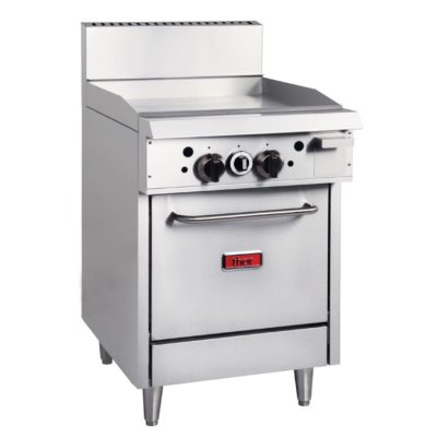 Thor Natural Gas Oven Range with Griddle Plate