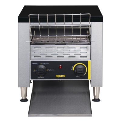 Conveyor Toaster – 400 slices – 2.2kW, 10A