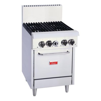Thor 4 Burner Natural Gas Oven Range TR-4F