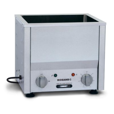 Roband Counter Top Bain Marie 1/2 size, pans not included