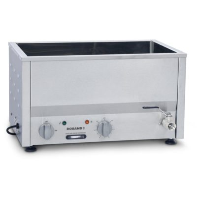 Roband Counter Top Bain Marie 2 x 1/2 size, pans not included