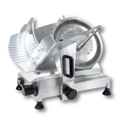 HBS-250 JACKS Professional Deli Slicer 250 mm S/S Blade