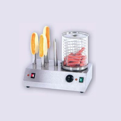 Hot Dog steamer 465x330x390mm 1.1KW – HD-TW