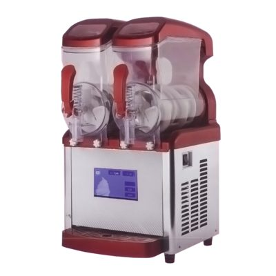 Soft ice cream machine double bowl -Double x 8 Litre – ICE8L-2