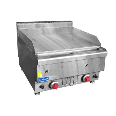 JUS-TRG40 GASMAX Benchtop 2 Bunner Griddle