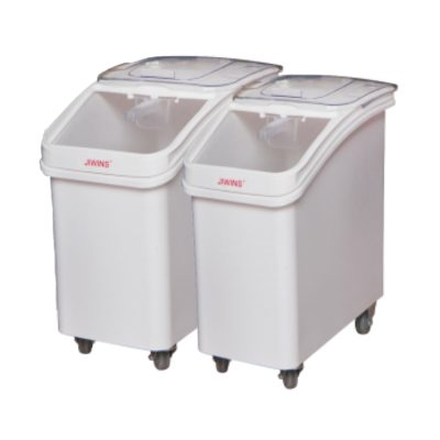 Food and Ingredients Bin on Castors 81L – JW-S81
