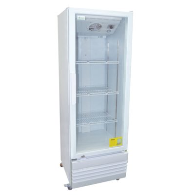 Single glass door colourbond upright drink fridge – LG-220GE
