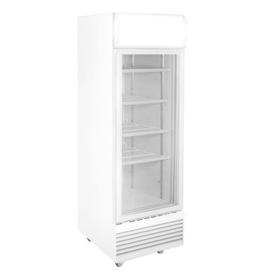 LG-570GTH Large Single Glass Door Upright Display Fridge