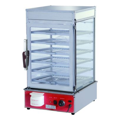 Heavy Duty Electric steamer display cabinet  1.2kw – MME-600H-S