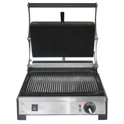 PG-01A Contact Grill with Timer – 240V; 2.4kW;