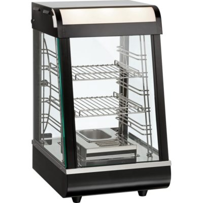 Pie Warmer & Hot Food Display – PW-RT/380/TG