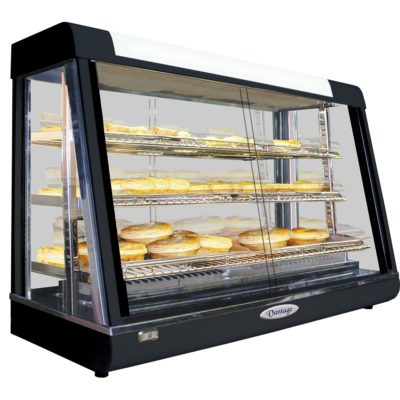 Pie Warmer & Hot Food Display – PW-RT/660/TG