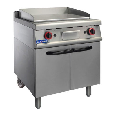 JZH-RG(P) – Natural GAS  Griddle on cabinet