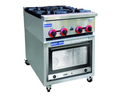 Gas Cooktop & Oven 800 series – RB4-YXD
