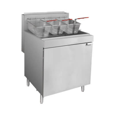 Gas Tube Superfast Fryer – RC500