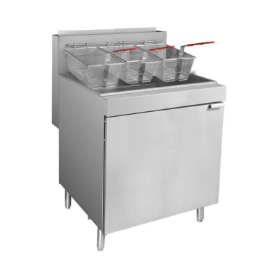 RC500 – Superfast Natural Gas Tube Fryer