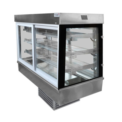 Belleview Square Drop-in Chilled Display Cabinets SC Series – SCRF12