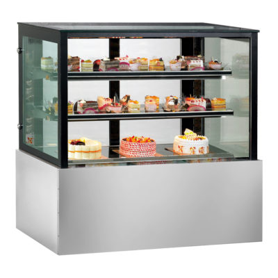 SGBP150FA-2XB Belleview Economic Chilled Food Display SGBP Series