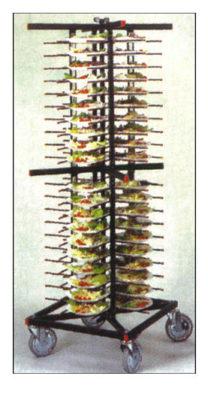 JW-DC80 Plate Rack