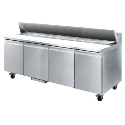 SLB240 four door Sandwich Bar