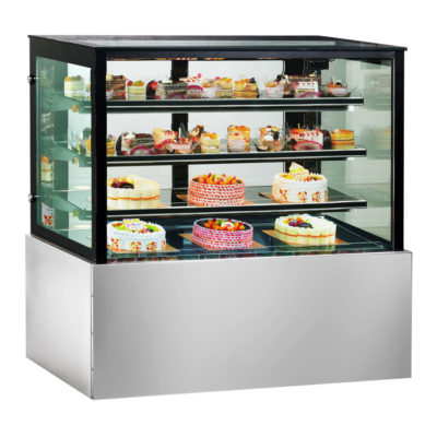 SLBP840V Bonvue Chilled Food Displays Economic SLBP Series