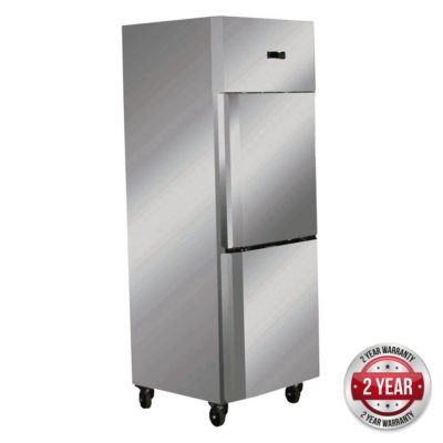 SN500BTM GRAND ULTRA Split 2 Doors Upright Freezer 500L