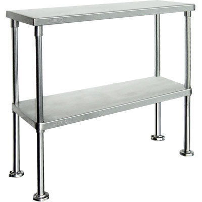 WBO-1500 Double Tier Workbench Overshelf