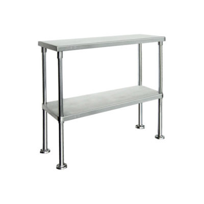 WBO2-1500 Double Tier Workbench Overshelf