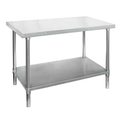 WB7-2400/A Stainless Steel Workbench
