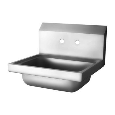 SHY-2N Stainless Steel Hand Basin