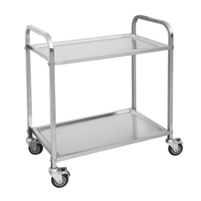 SST-2 Stainless Steel trolley