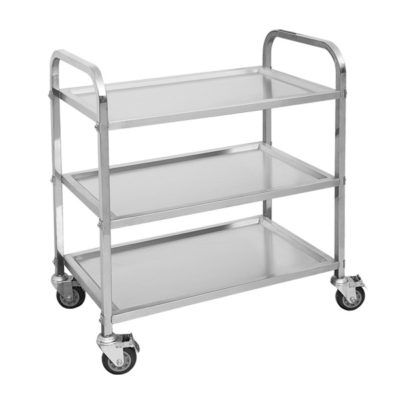 YC-103 Stainless Steel trolley