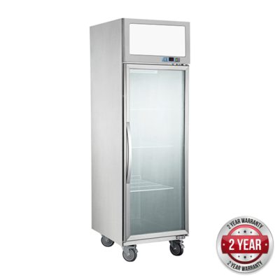 SUCG600 Single Door Upright Display Fridge