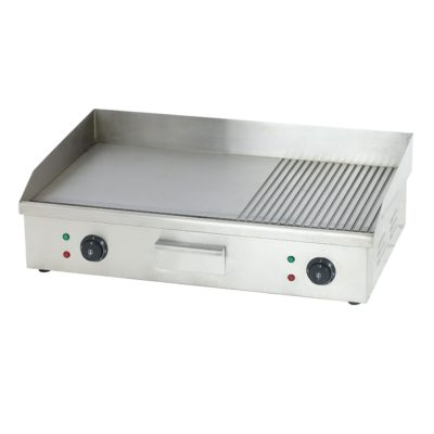Electric Griddle Stainless Steel  – TEG-822DKW – 4.4kW; 20A
