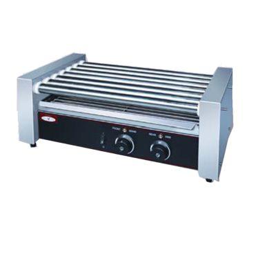Rolling hotdog grill 7 rollers – THD-07KW