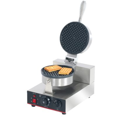 Single Plate Round Waffle Maker – TWB-1KW