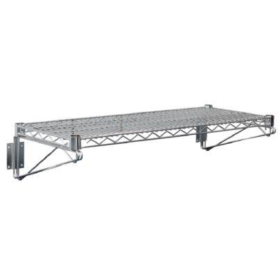 Steel Wire Wall Shelf 610mm