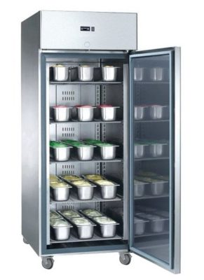Upright Gelato Storage