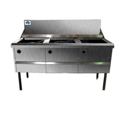 Fryer –  WFS-3/18 – Pan Size: 450x450x228mm
