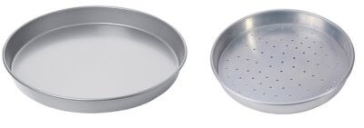 Aluminum Deep Pans – Plain & Perforated