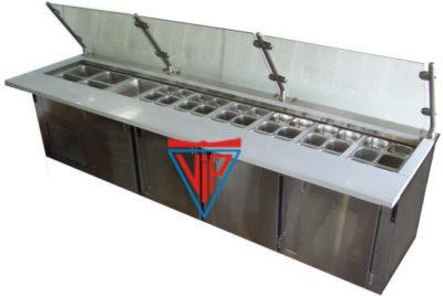 VIP Ultra-Modern Food Preparation Bar