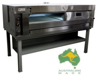 VIP Stone Deck Gas Pizza Oven – 3 Models Available