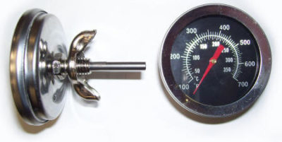 Oven Door Thermometer