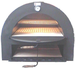 Wood Fired Country Style Oven